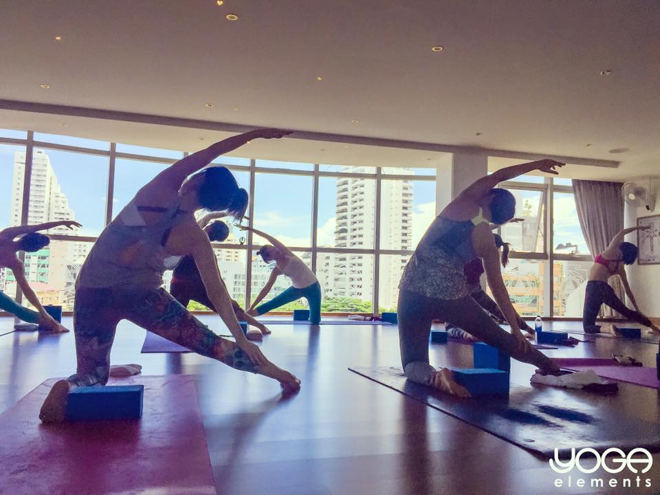 yoga elements asoke