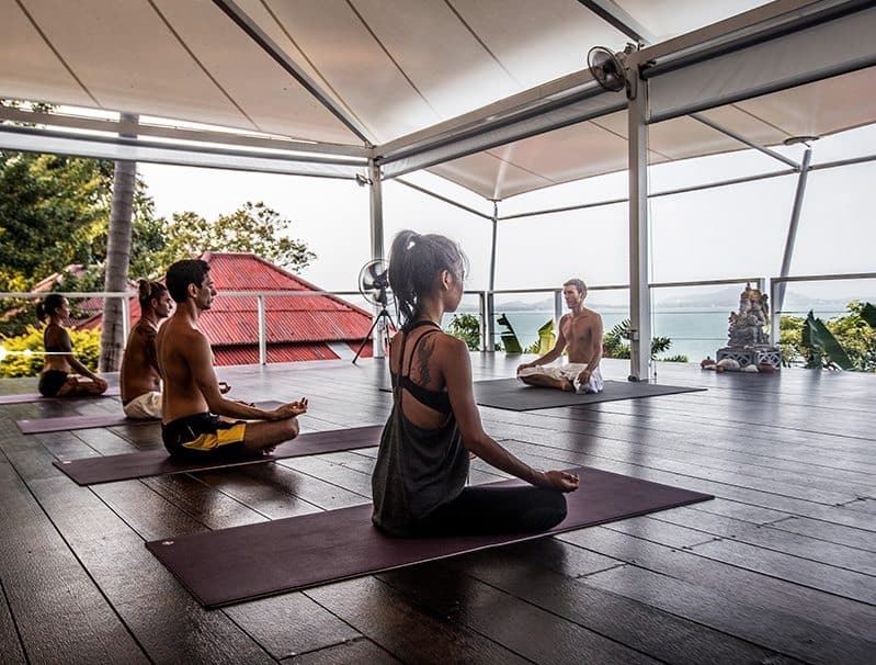 vikasa yoga retreats koh samui resort